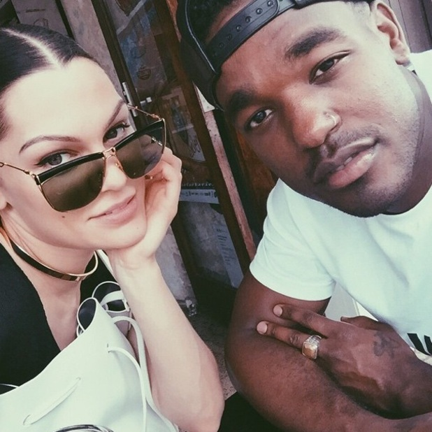 Jessie J tells fans she is missing boyfriend Luke James in Australia, Instagram 23 February