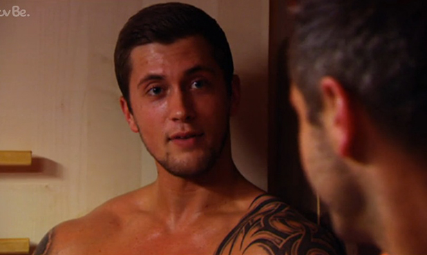 TOWIE: Dan Osborne mentions Jacqueline Jossa by name in episode that aired 22 February 2015