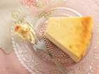 Eric Lanlard's recipe for American style Baked Vanilla Cheesecake