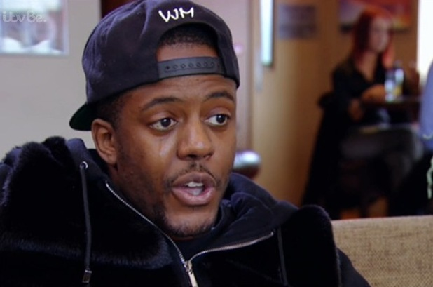 Vas J. Morgan talks about his struggles with being gay with Lauren Pope - 5 March 2015