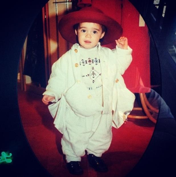 Spencer Matthews shares baby photo, Instagram 3 March