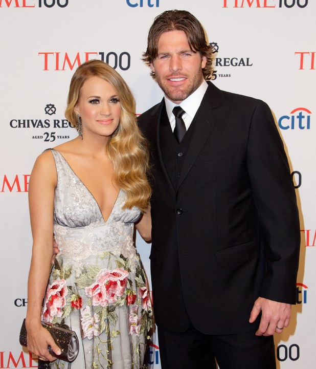 Carrie Underwood Height Carrie Underwood And Husband
