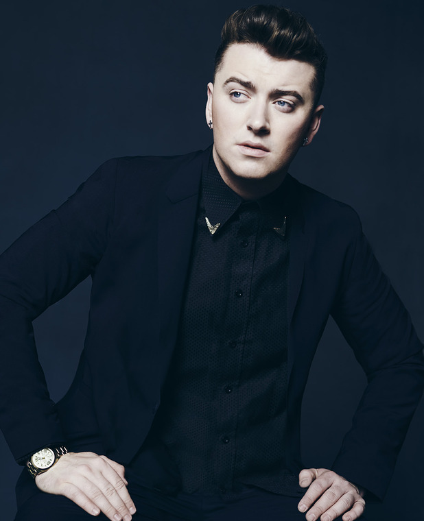 Sam Smith announced in V Festival lineup - 3 March 2015