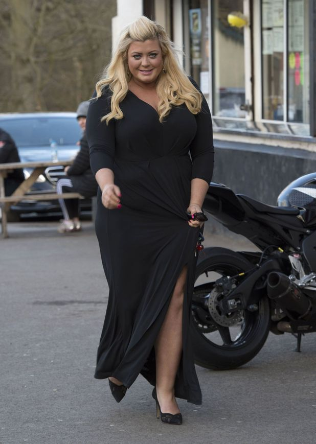 The Only Way is Essex's Gemma Collins holds a party for International Womens Day - 04 Mar 2015.