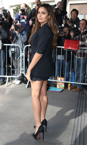 Nadia Forde at The Tric Awards 2015 - Arrivals - 03/10/2015 - London.