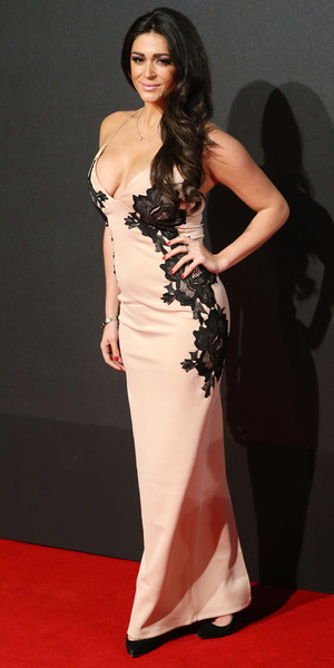 Casey Batchelor attends the Insurgent premiere, Odeon Leicester Square, London 11 March