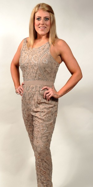 Sabrina May, I love 7st after being mistaken for TOWIE's Gemma