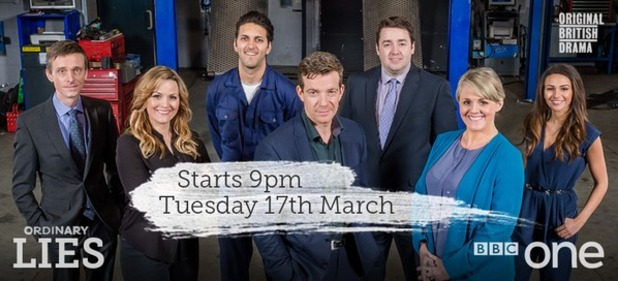 BBC announce Ordinary Lies start date for 17 March. Posted 11 March 2015.
