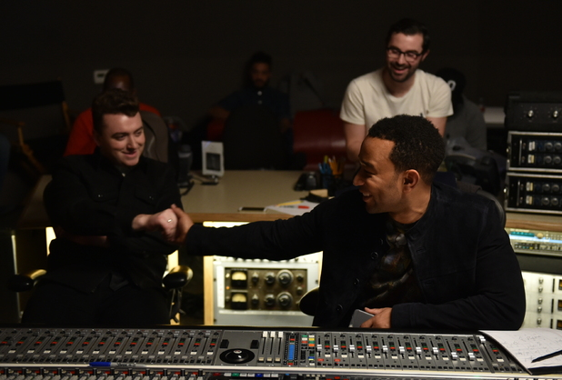 Sam Smith & John Legend release official Red Nose Day Single - 9 March 2015.