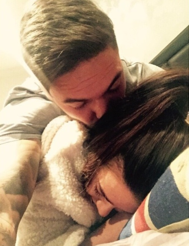 Mario Falcone shares new loved-up photo with girlfriend Emma McVey, Instagram 7 March