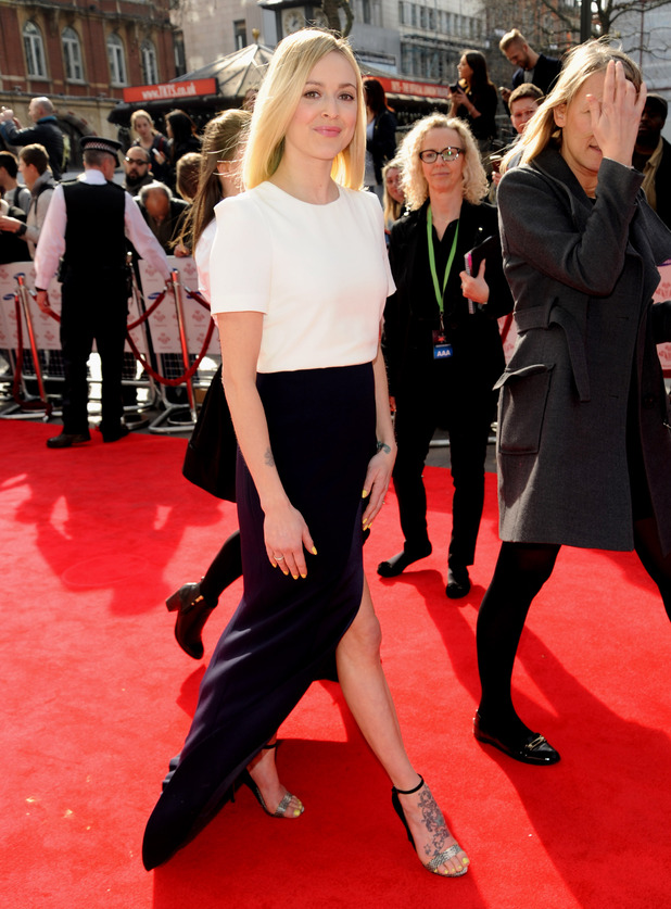 Fearne Cotton at the Prince's Trust and Samsung Celebrate Success Awards 2015 at the Odeon Leicester Square - Arrivals - 12 March 2015.