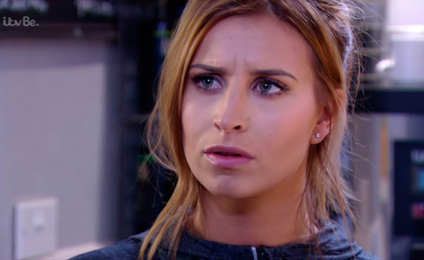 Ferne McCann, The Only Way Is Essex, Shown on ITVBe, 9 March 2015