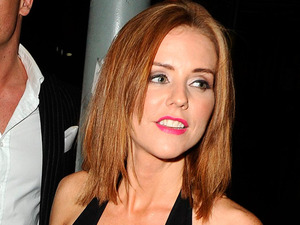 Steph Waring at Steph Davies Birthday Party at Neighbourhood, Manchester, Britain - 14 Mar 2015