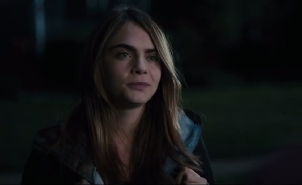 Cara Delevingne makes acting debut in Paper Towns trailer 19 March