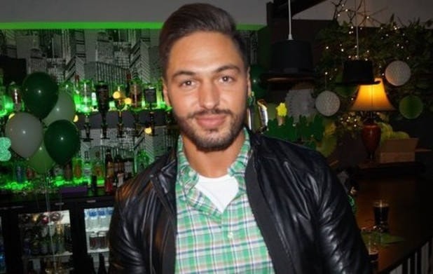 Mario Falcone in latest TOWIE video talking about Emma and Chloe - 20 March 2015.