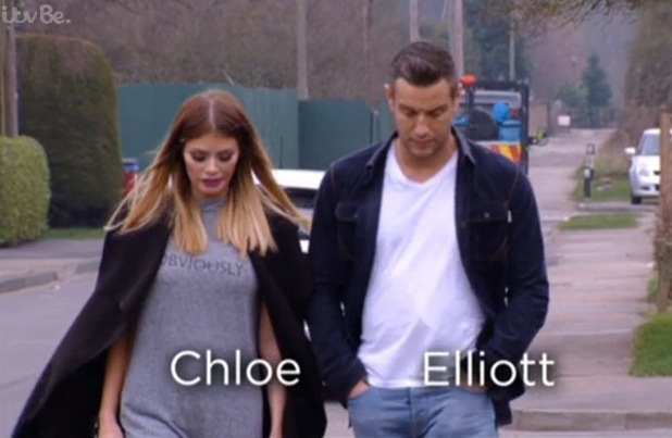 TOWIE's Chloe Sims sympathises with Ferne McCann & Charlie Sims after their split - 18 March 2015.