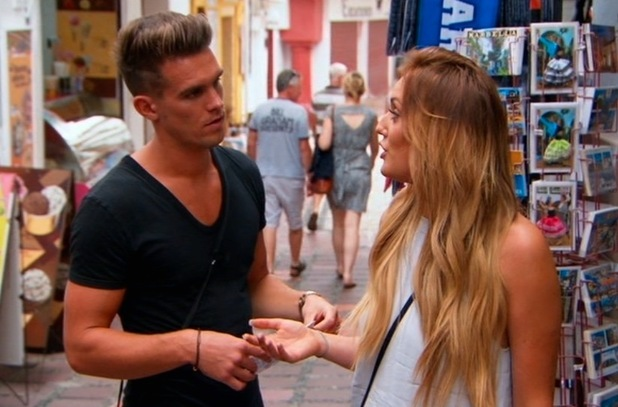 Charlotte Crosby and Gary Beadle reflect on relationship, Ex On The Beach finale, MTV 17 March
