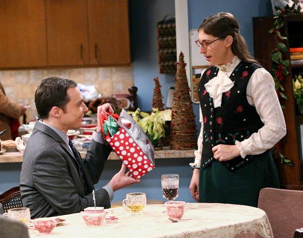 The Big Bang Theory, E4, Thu 19 Mar