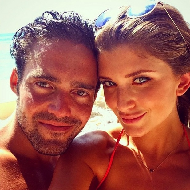 Lauren Hutton and Spencer Matthews in Marrakech, Morocco 18 March