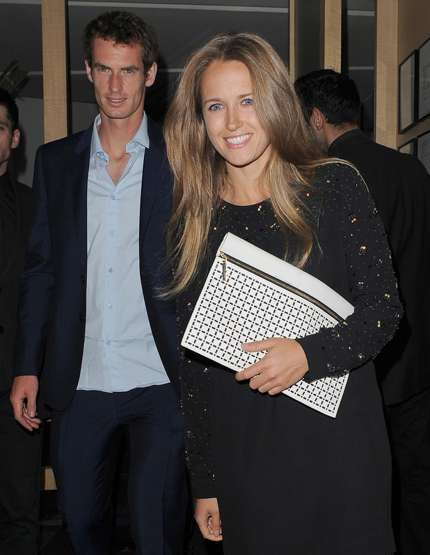 Andy Murray Leaves Nobu Berkeley in London -07/09/2013.