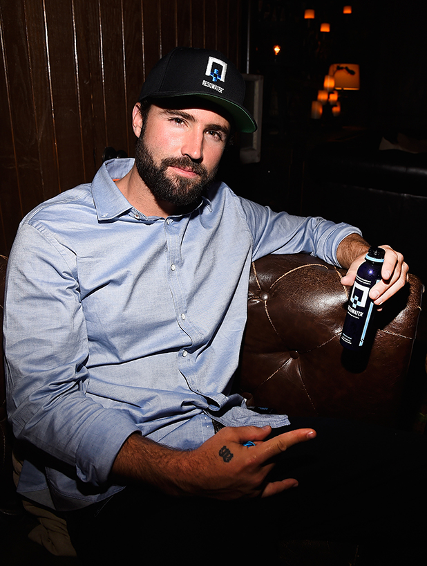 Television personality Brody Jenner attends the Sex With Brody Wrap Party Sponsored By RESQWATER, The Anti-Hangover Drink at Aventine Hollywood on March 19, 2015 in Hollywood, California. (Photo by Frazer Harrison/Getty Images for Aventine)