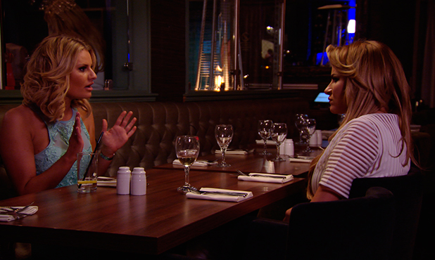 TOWIE episode airing 21 March 2015: Danielle taks to Georgia
