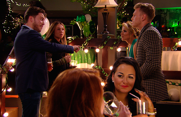 TOWIE episode to air 18 March 2015: Diags shouts at Tommy