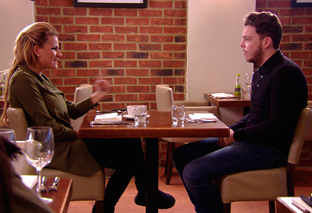 TOWIE episode to air 21 March 2015: Georgia talks to Diags