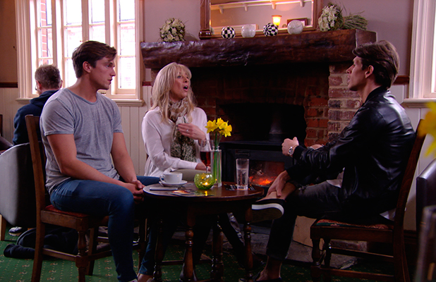 TOWIE episode to air 18 March 2015: Jake talks to mum and Lewis about Lauren, Chloe