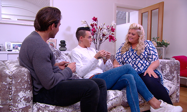 TOWIE episode airs 21 March 2015: Bobby and Gemma's stitch and bitch club.