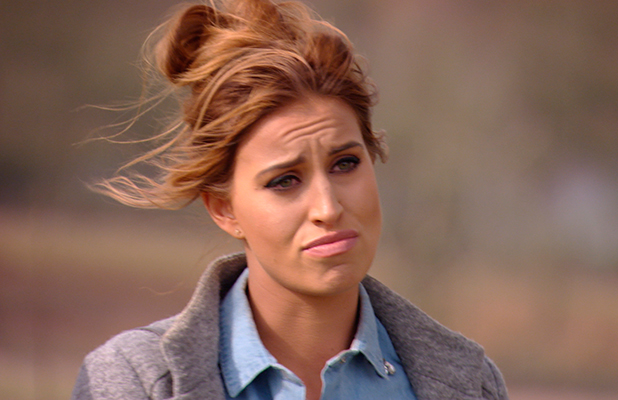 TOWIE episode to air 18 March 2015: Ferne McCann cries over Charlie split