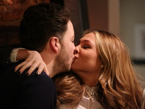 TOWIE's Diags and Fran Parman look loved-up on cast trip to Wales