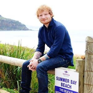 Ed Sheeran to make guest appearance in Aussie soap Home and Away - 24 March 2015.