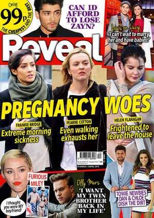 Reveal magazine, issue 12, on sale 28 March to 3 April
