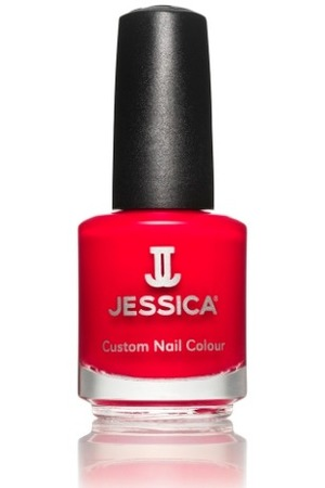 Jessica Custom Nail Colour in Royal Red
