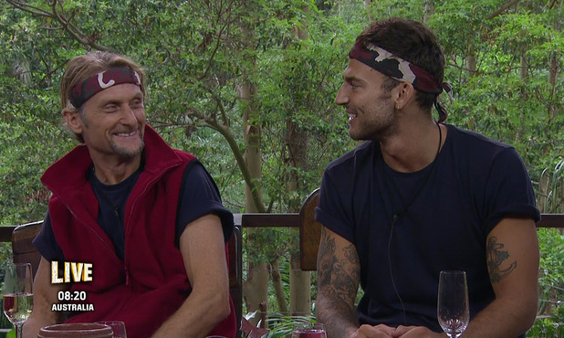 I'm A Celebrity... Get Me Out Of Here! Final, Shown on ITV1 HD - 7 December 2014.
