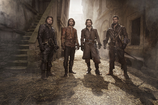 The Musketeers, BBC1, Fri 27 Mar