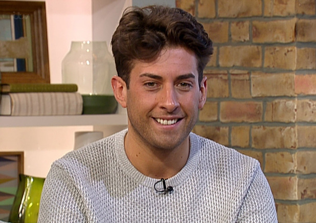 TOWIE's James 'Arg' Argent talks about his stint in rehab on This Morning - 27 March.