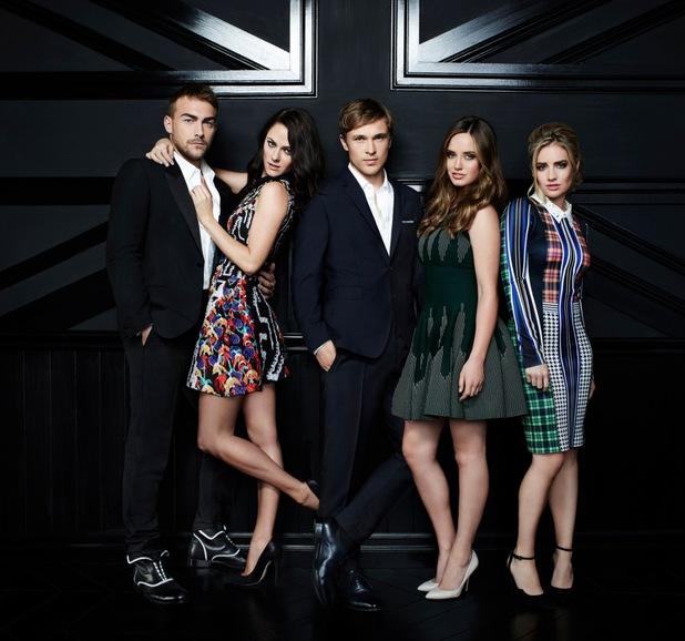 The Royals - Jasper, Princess Eleanor, Prince Liam, Ophelia, Gemma