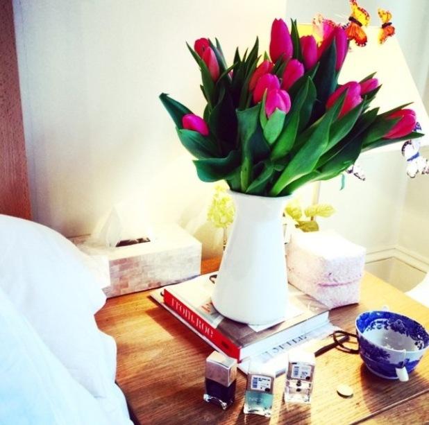 Louise Thompson's Nails Inc polishes, 26/3/15