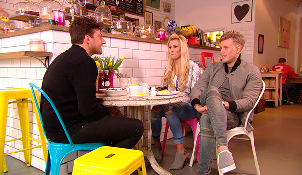 TOWIE episode to air 29 March 2015: Arg talks to  Tommy and Georgia