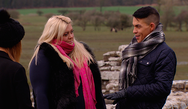 TOWIE episode to air 29 March 2015: Gemma talks to Bobby