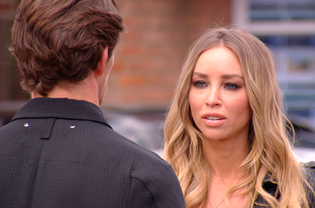 TOWIE episode to air 29 March 2015: Jake confronts Lauren