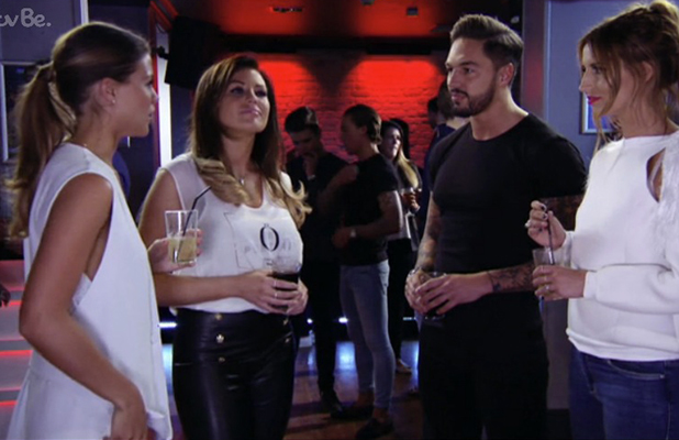 TOWIE from 25 March 2015: Mario talks to Chloe