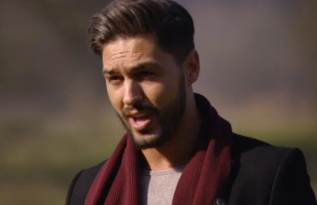 TOWIE deleted scene from 25 March 2015: Mario in the park