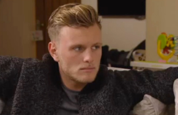 TOWIE's Tommy speaks to Billie in deleted scene, 25 March 2015