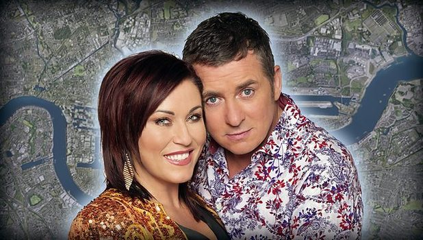 EastEnders announce that Kat and Alfie Moon are getting their own spin-off series, 4 April 2015