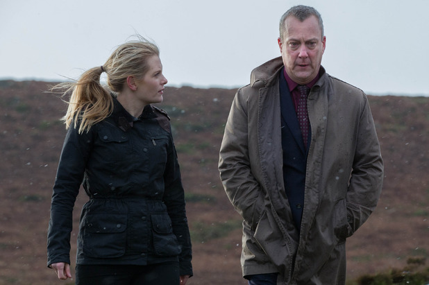 DCI Banks, Alan and Annie, Wed 1 Apr