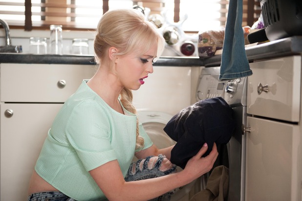 Hollyoaks, Theresa makes a discovery, Mon 6 Apr