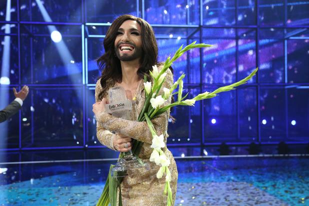 Eurovision's Greates Hits, Conchita Wurst, Fri 3 Apr